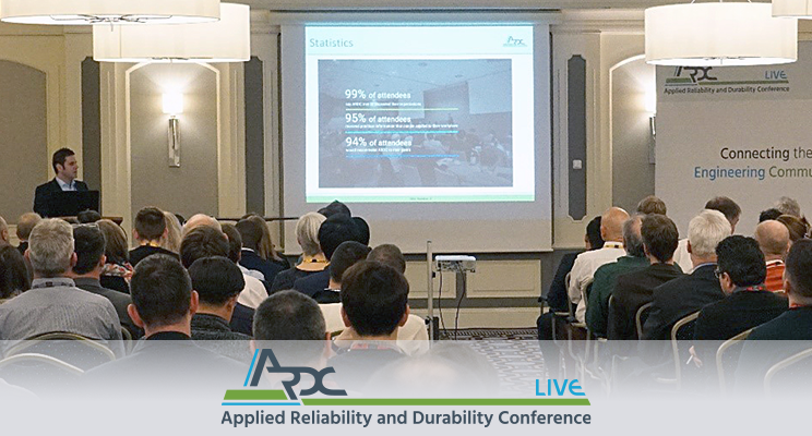 Connecting with Reliability and Durability Professionals at ARDC Live
